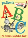 Dr. Seuss's ABC: An Amazing Alphabet Book! (Bright and Early Board Books)