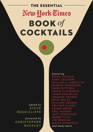 Buy The Essential New York Times Book of Cocktails