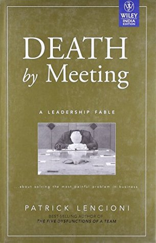 Death by meeting book report