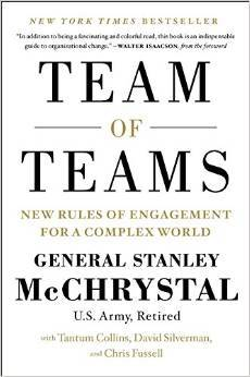 Team of Teams: The Power of Small Groups in a Fragmented World