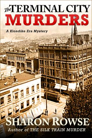 The Terminal City Murders by Sharon Rowse