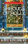 Shrouds of Holly (Pennyfoot Hotel Mystery, #15)