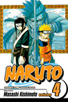 Naruto, Vol. 04: The New Opponents (Naruto, #4)