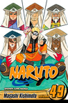 Naruto, Vol. 49: The Gokage Summit Commences (Naruto, #49)