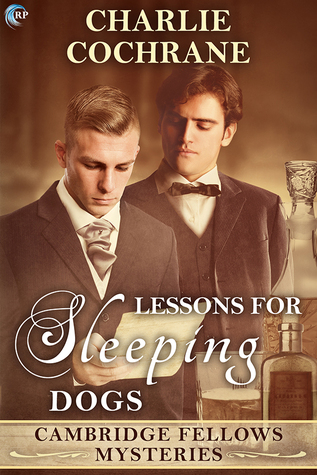 Review: Lessons for Sleeping Dogs by Charlie Cochrane