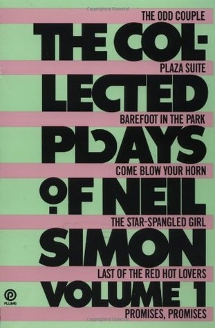 The Collected Plays, Vol. 1 by Neil Simon