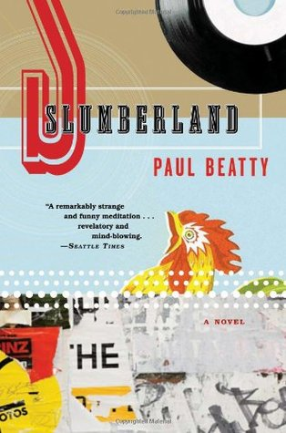 Slumberland by Paul Beatty
