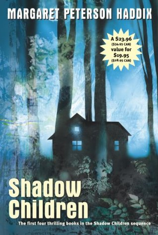Shadow Children (Boxed Set) by Margaret Peterson Haddix