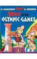 Asterix at the Olympic Games by René Goscinny