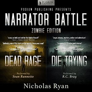 Narrator Battle;  Zombie Edition - Nicholas Ryan