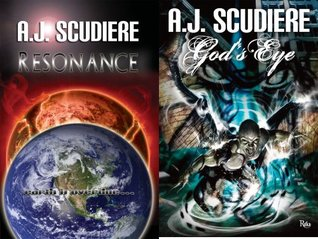 Resonance & Gods Eye  by  A.J. Scudiere
