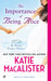 The Importance of Being Alice (Ainslie Brothers, #1)