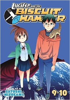 Lucifer and the Biscuit Hammer Vol. 9-10