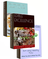 EDIBLE EXCELLENCE, Part 1 by Sahara Sanders