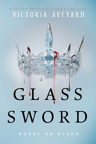 SIGNED Copy of Glass Sword Contest