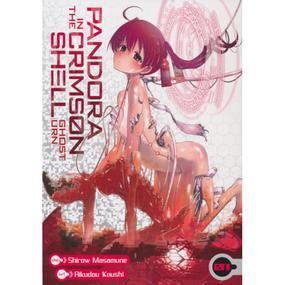 Pandora in the Crimson Shell: Ghost Urn, Vol. 1