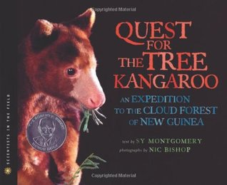The Quest for the Tree Kangaroo by Sy Montgomery