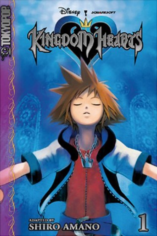 Kingdom Hearts, Vol. 1 by Shiro Amano