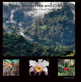 Birds, Butterflies and Orchids: A Life in the Cloud Forest  by  Carlos Zorrilla