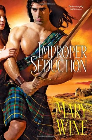 Improper Seduction by Mary Wine