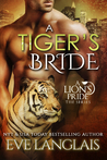 A Tiger's Bride (A Lion's Pride, #4)