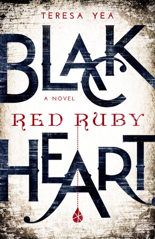 Black Heart, Red Ruby (Wicked Jewel #1)