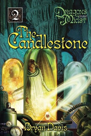 The Candlestone by Bryan Davis