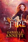 Kissed by Fire (Blood & Magic #2)