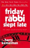 Friday the Rabbi Slept Late (The Rabbi Small Mysteries #1)