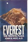 Everest--The Testing Place