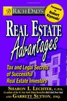 Rich Dad's Real Estate Advantages: Tax and Legal Secrets of Successful Real Estate Investors