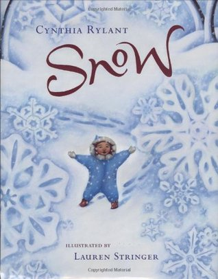 Snow by Cynthia Rylant