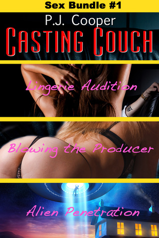 Casting Couch: Big Bundle #1  by  P.J. Cooper