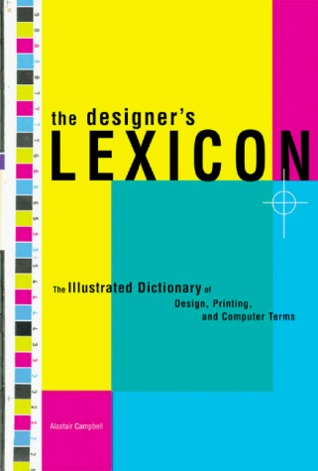 The Designer's Lexicon by Alastair Campbell