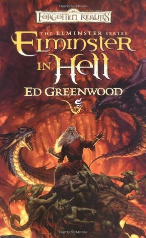 Elminster in Hell by Ed Greenwood