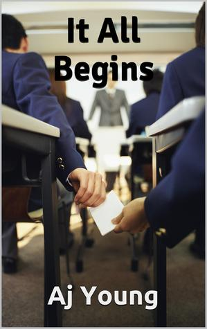It All Begins (Teen Coven, #1) A.J. Young