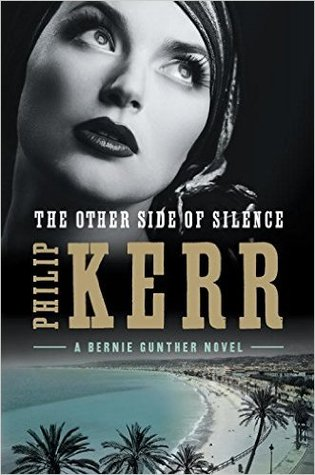 Espionage/Spy author Philip Kerr