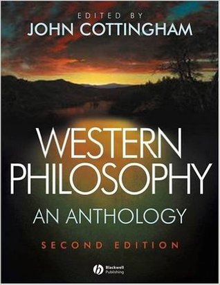 Western Philosophy by John Cottingham