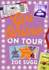 Cover of Girl Online On Tour (Girl Online, #2)