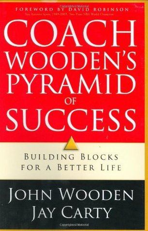 Coach Wooden's Pyramid of Success by John Wooden