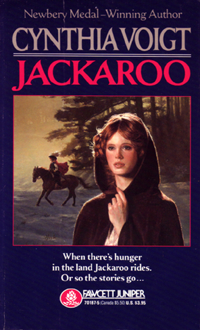 Jackaroo by Cynthia Voigt