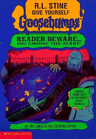 The Curse of the Creeping Coffin (Give Yourself Goosebumps #8)