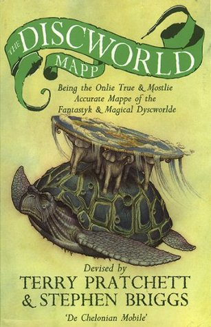 The Discworld Mapp by Terry Pratchett