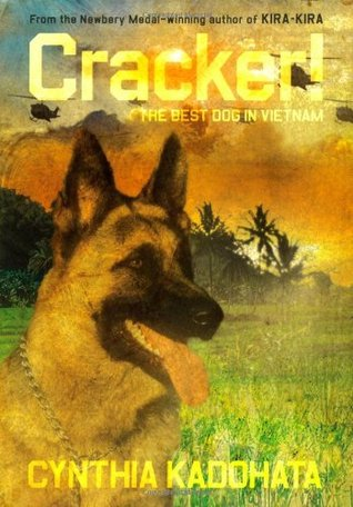 Cracker! by Cynthia Kadohata