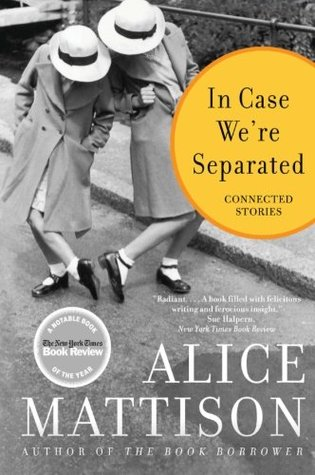In Case We're Separated by Alice Mattison
