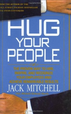 Hug Your People by Jack Mitchell