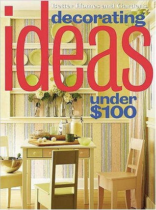 Decorating Ideas Under $100 by Vicki L. Ingham