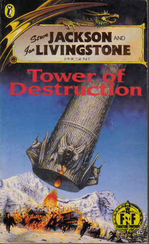 Tower of Destruction by Keith Martin