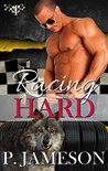 Racing Hard: (Paranormal Shifter Romance) (Dirt Track Dogs Book 4)