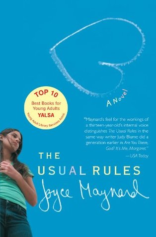 The Usual Rules by Joyce Maynard